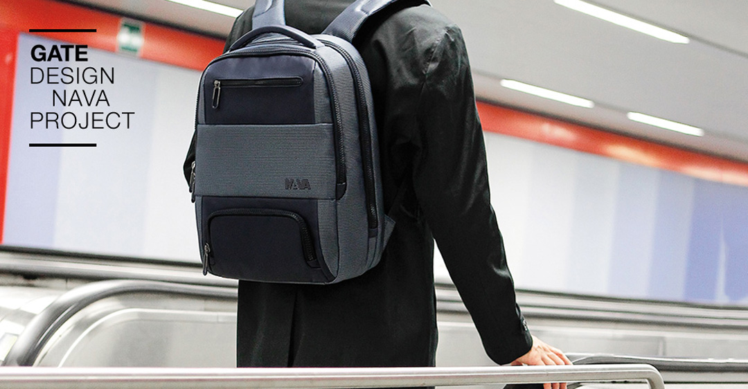 "Gate backpacks and bags: a day in the life of a ""business traveler"""