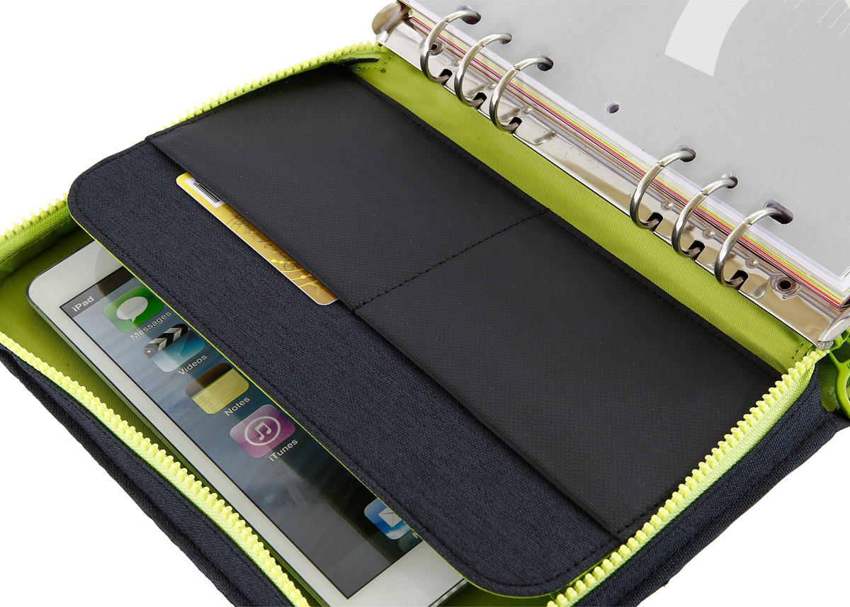 organizer agenda with weekly refills included 15x21 cm passenger