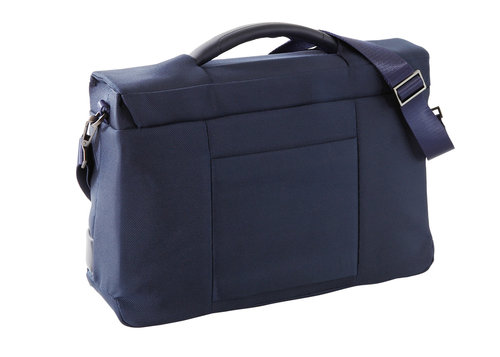 Easy + Working Bag Two Compartments With Handle And Strap