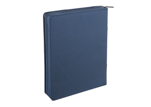 Easy + A4 size portfolio with handle and zip closure