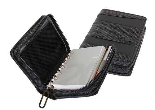 Gate Pocket-Sized Organizer With Zip Closure, 11 X 15,5 X 4 Cm