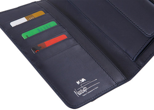 MilanoDocument travel wallet, 7 credit cards