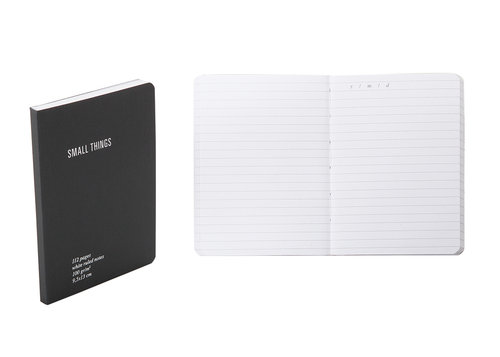 Everything Notes a righe con tasca porta documenti formato pocket