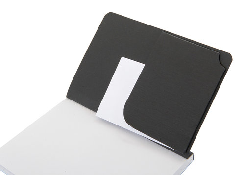 Everything Notebook ruled with inside pocket pocket size