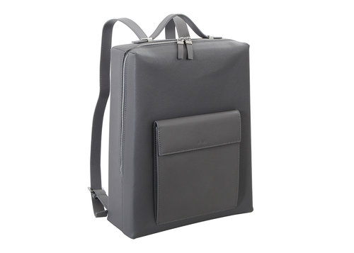 Via Durini Organized backpack with 1 compartment and front pocket