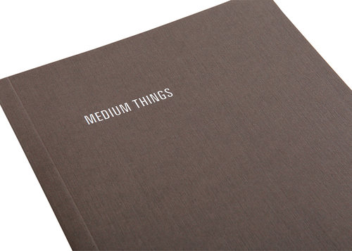 Everything Notebook ruled with inside pocket A5 size