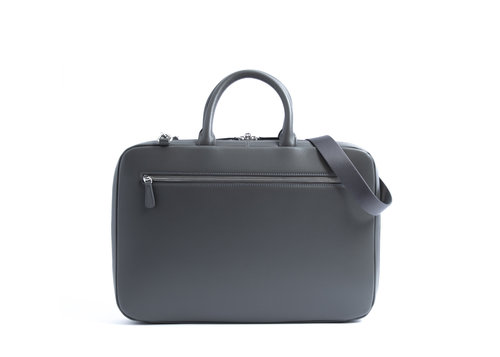 Milano Slim double-handle briefcase
