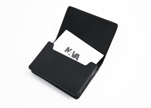 Milano Card holder closed with flap