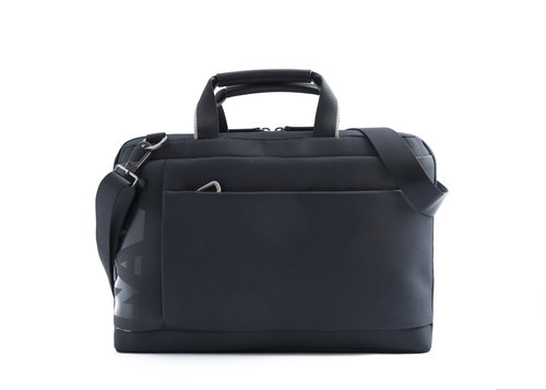 Cross Double-handle organized briefcase, with laptop pocket