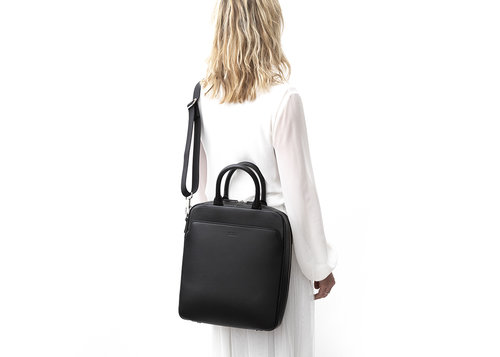 Milano Tote bag with 2 handles and removable strap