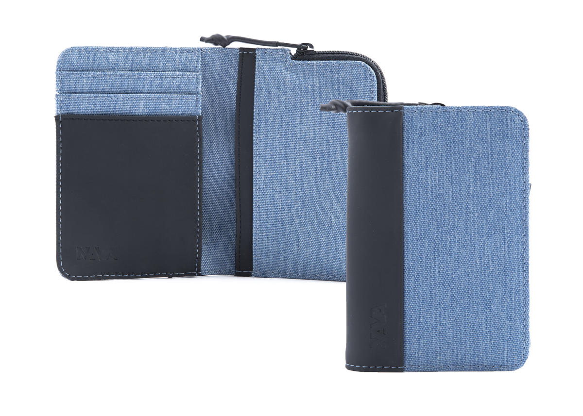 1f063ca10f Credit card holder with 4 cc slots, coin pocket and RFID