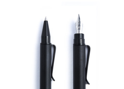 Magnetica Set ballpoint pen + fountain pen