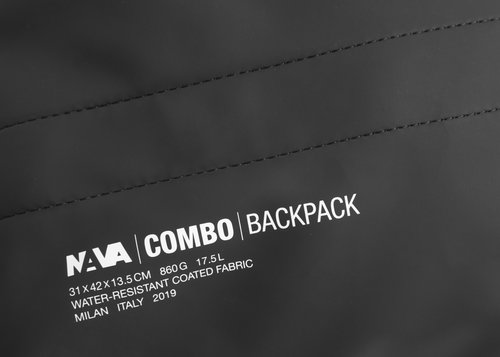 Combo Backpack with customizable organization
