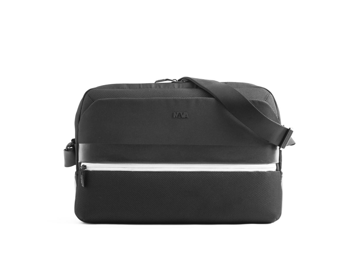 Messenger Bag 3 Compartments With
