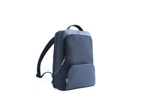 Lounge Small organized backpack 2 compartments with RFID pocket