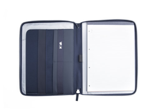 Focus A4 zip portfolio with tablet pocket