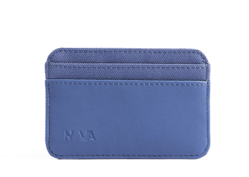 Twin Colors Credit card holder with 4 cc slots