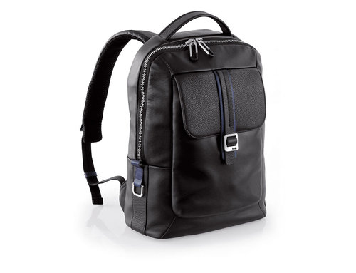 Courier Leather Men's backpack for work