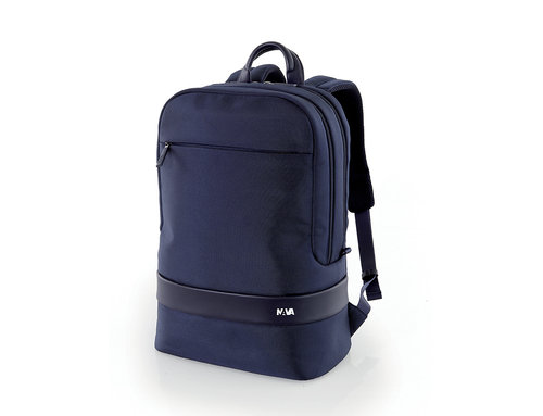 Easy + Backpack Two Compartments With Laptop And Ipad Pockets