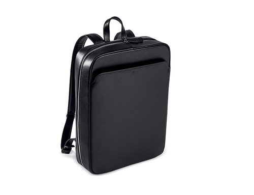 Milano Organized design backpack with laptop and iPad pockets