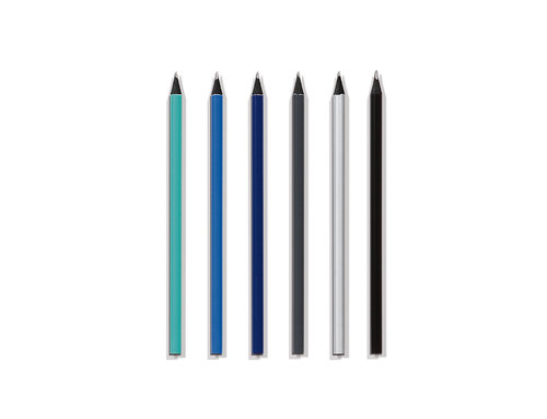 Writing Instruments Cut End Pencil Without Nava Logo