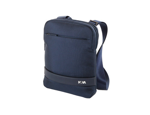 Easy + Shoulder bag with tablet compartment and front pocket