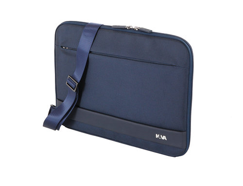 Easy + Laptop sleeve with strap to carry also as a backpack