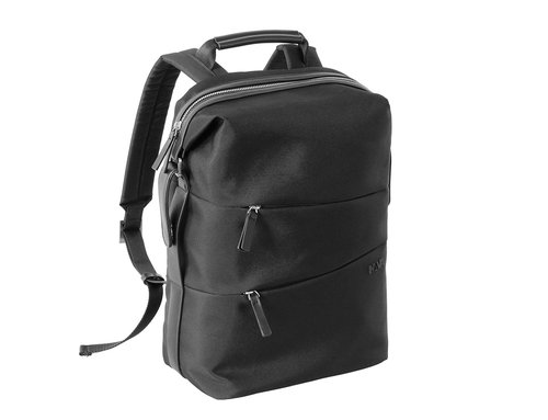 Traveller Small organized backpack with 2 front pockets