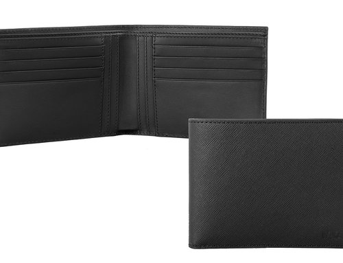 Via Durini Men's wallet 8 cc