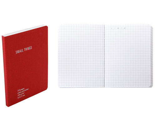 Everything Notebook grid with inside pocket pocket size
