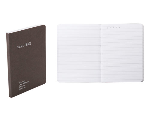 Everything Notebook with inside pocket pocket size