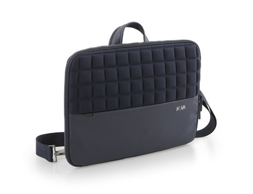 Passenger Action Laptop sleeve with strap, to carry also as a backpack