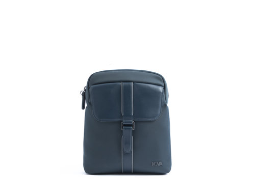 Courier Pro Shoulder bag with front pocket