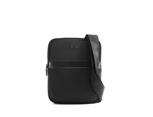 Aero Shoulder bag 2 compartments with adjustable strap
