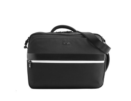 Aero Briefcase convertible to backpack 3 compartments