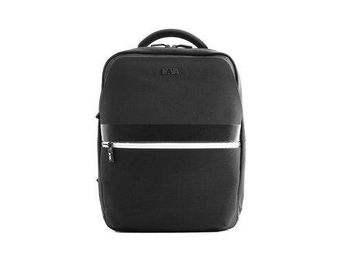 Aero Organized backpack 3 compartments with RFID secret pocket
