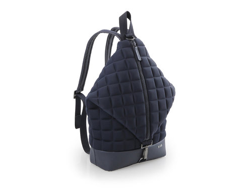 Passenger Action Soft folded backpack with central opening