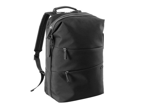 Traveller Organized laptop backpack with 2 front pockets